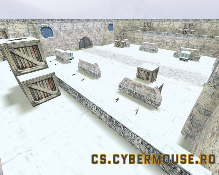 Harta aim_snowy_winter