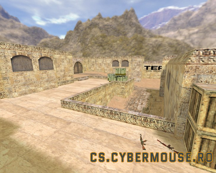 Harta 3d_aim_dust2