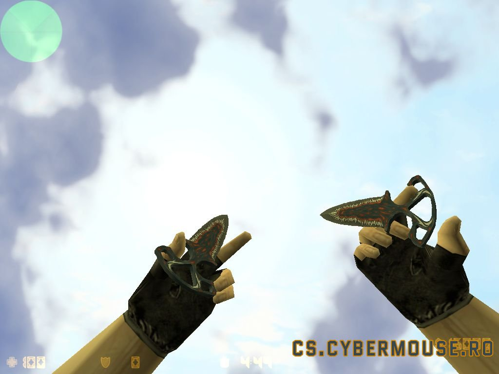 Shadow Daggers Abnormal cs 1.6