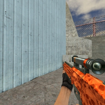 HK G11 Default Orange Skull