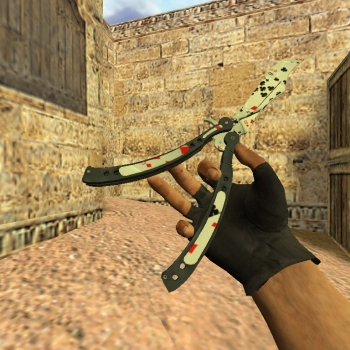Butterfly Knife Acer