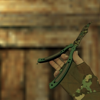 Butterfly Knife | Boreal Forest