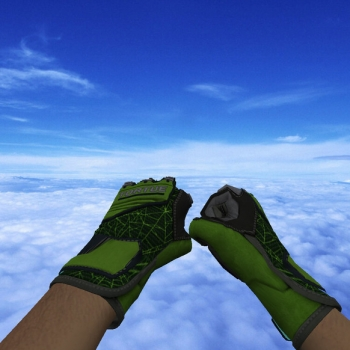 ☆ Specialist Gloves | Emerald Web Skin pack