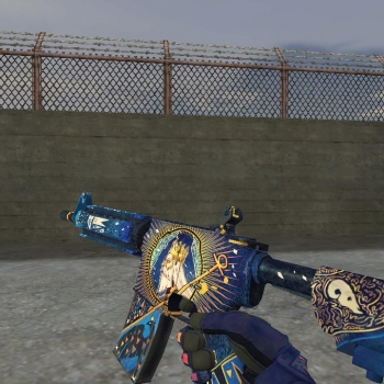 M4A4 | The Emperor + Gloves