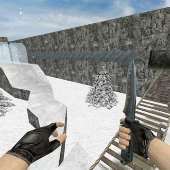 Harta deathrun_grass_winter