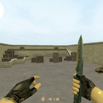 Harta aim_map_csgo_beta1