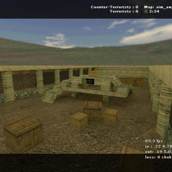 Harta aim_awp_map2009
